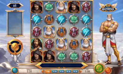 Rise of Olympus slot
