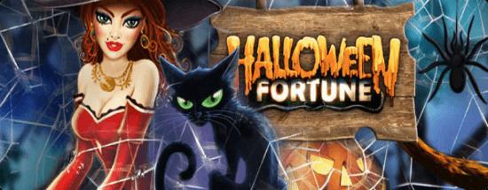 Playtech - Halloween Fortune