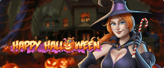 Play'n GO - Happy Halloween