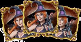 Happy Halloween scatter