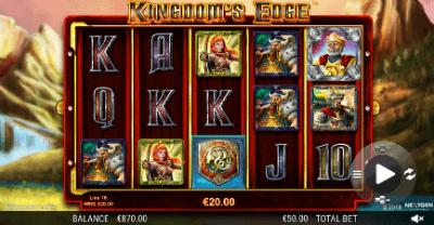 Kingdom's Edge slot