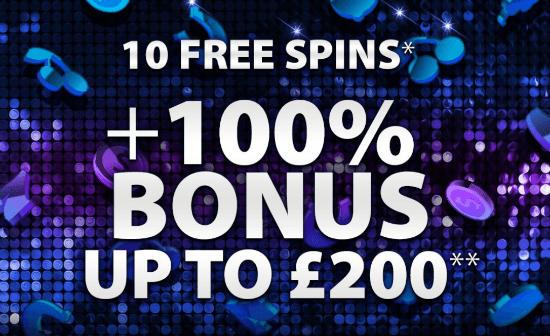 BGO bonuses