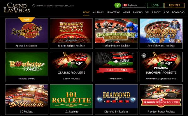 Casino LasVegas Roulette
