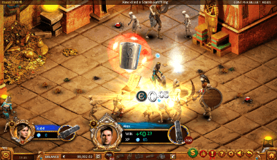 Max Quest: Wrath of Ra slot