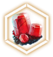 Crystal Rift red