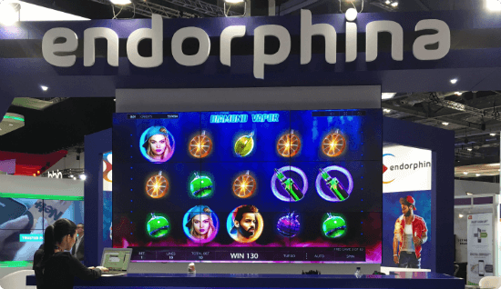 Endorphina - ICE Totally Gaming 2017