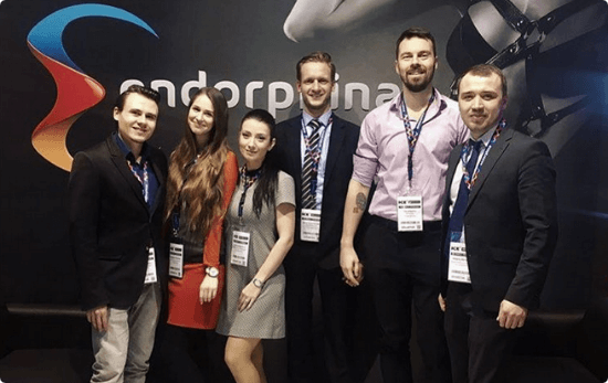 Endorphina team