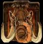 Stone Age mammoth