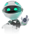 Ticket to the Stars robot