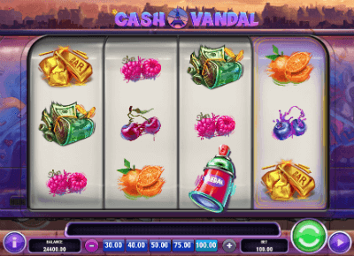 Cash Vandal slot