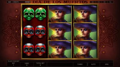 Dia de Los Muertos slot