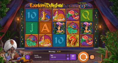 Eastern Delights slot