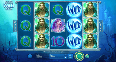 Spiele God Of The Sea - Video Slots Online