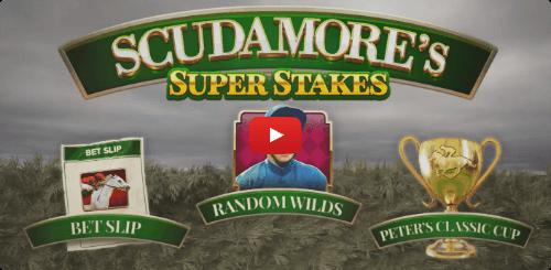 Scudamore's Super Stakes promo video