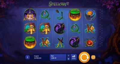 SpellCraft slot