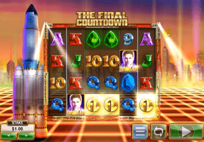 The Final Countdown slot