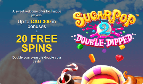 Unique Casino Promo