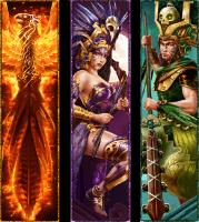 Phoenix Reborn symbols