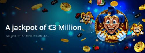 Twin Casino Jackpot