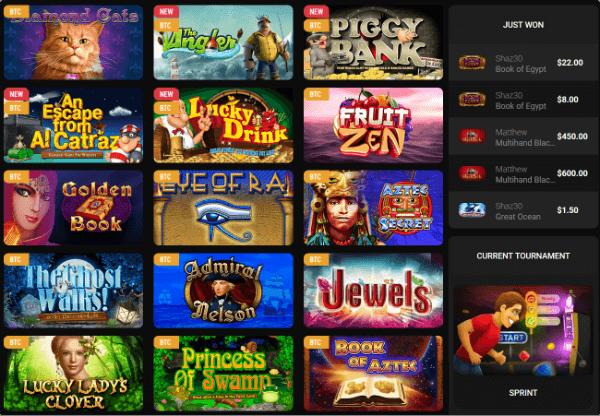 Betchan Casino Slots