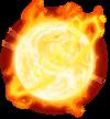 Inferno Star symbol sun