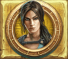 Lara Croft Temples and Tombs symbol