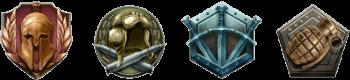 Sabaton symbols