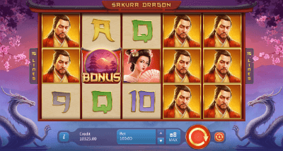 Sakura Dragon slot
