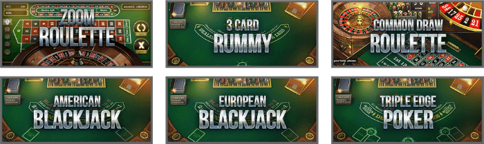 Betsoft Gaming Casino Games