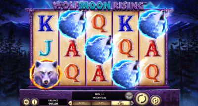 Wolf Moon Rising slot