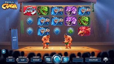 Yokozuna Clash slot