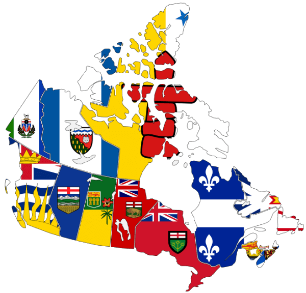 Casinos Canada Provinces