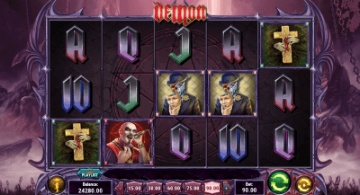Demon slot