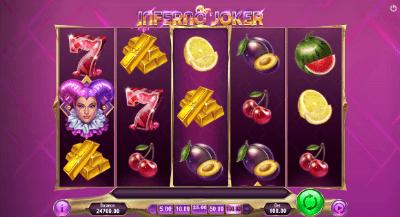 Inferno Joker slot