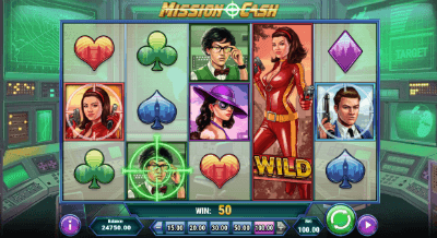 Mission Cash slot