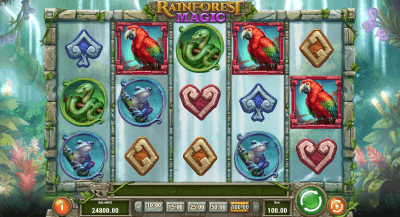 Rainforest Magic slot