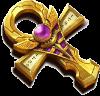 Ankh of Anubis symbol