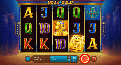 Book of Gold: Symbol Choice slot