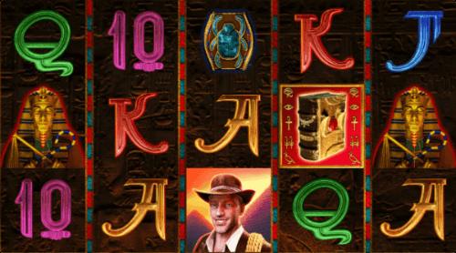 Book of Ra symbols