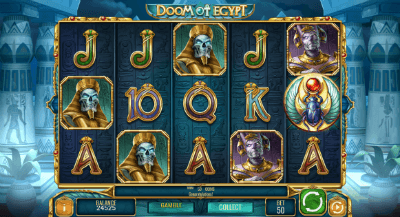 Doom of Egypt slot
