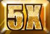 Playboy Gold Jackpots 5x