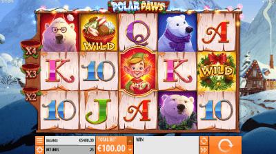 Polar Paws slot