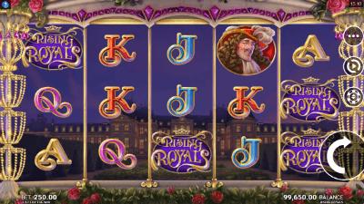Rising Royals slot