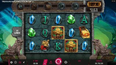 Treasures of Lion City slot