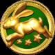 Wildhound Derby gold hare