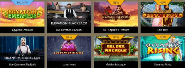 Casino Las Vegas Games