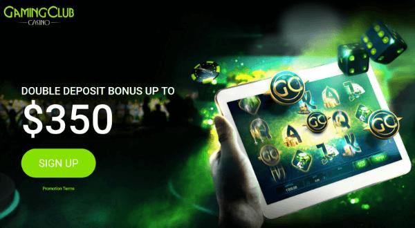 Gaming Club Bonus