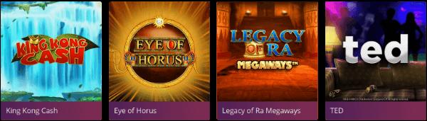Royal Slots Casino Games