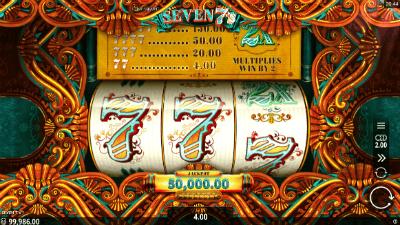 Seven 7's slot